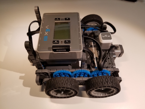 Completed Robot