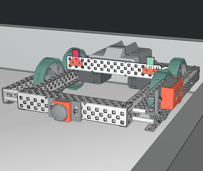 VEX EDR Mimic Robot