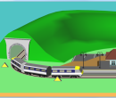 Train Set 1 (included with Flowol 4)